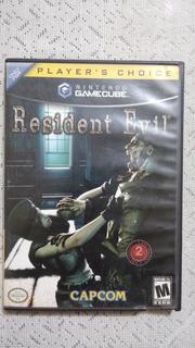 Gamecube Resident Evil 1