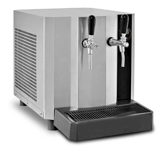 Chopeira Elétrica Memo Advantage 70 Litros/hora - 2 Torneira