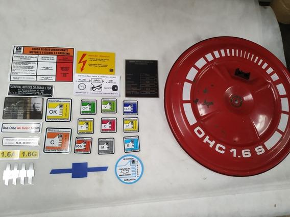 Chevy Dl Sl-e Kit Adesivos Montadora Padrão Original