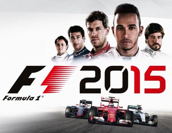F1 2015 - Pc Steam Original