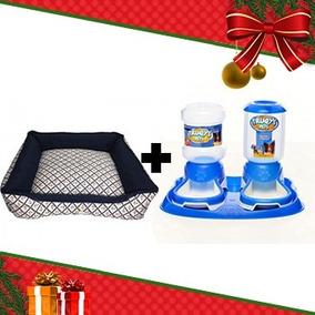 Kit 26 - Cama Premium Ancora P + Kit Design Automatico Azul