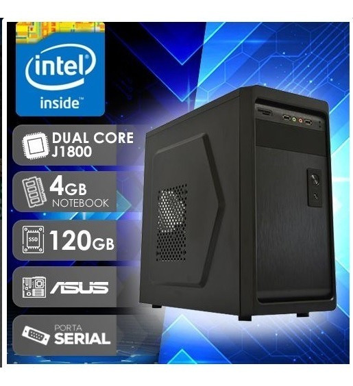 Computador Pdv - Nfx J1800
