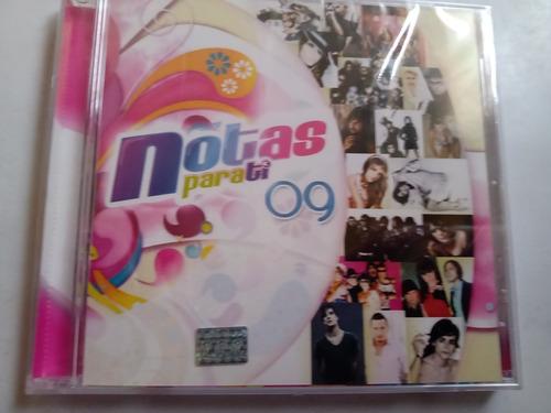 Imagen 1 de 3 de Cd Notas Para Ti 09 Belinda Alejandra Guzmán Ab Quintanilla
