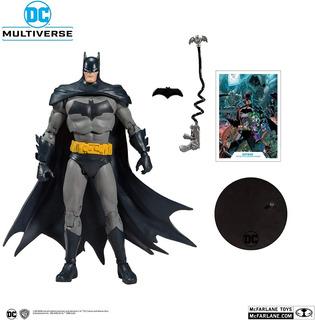 Dc Comics Figura Batman 22 Artic 17cm Muñeco Tictoys Full