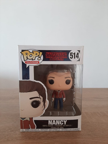 Funko Pop! Stranger Thins Nancy Wheeler N514