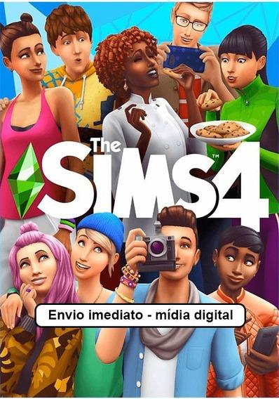 The Sims 4 + 29 Dlcs + Tradução