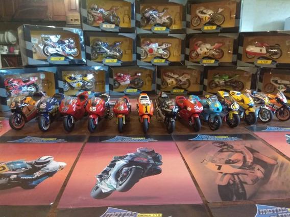 Líquido Coleccion Motos Gp Ixo Altaya Escala 1/12!!