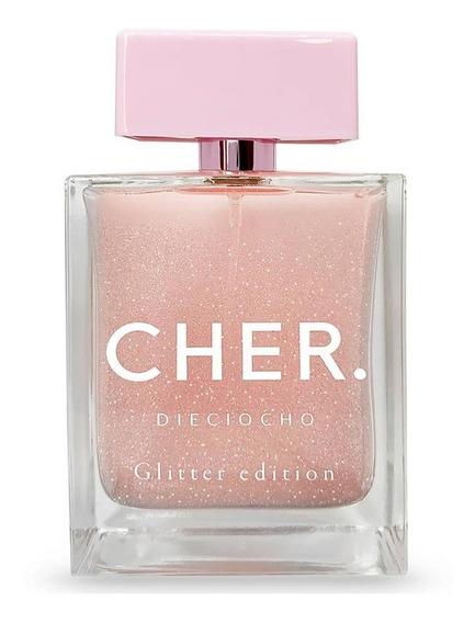 Perfume Mujer Cher Dieciocho Glitter Edp - 50ml