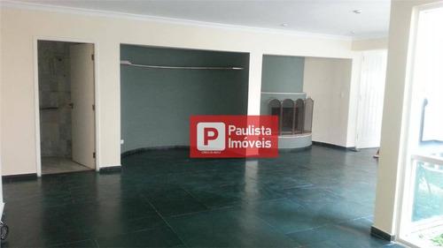 Casa Com 3 Dormitórios À Venda, 430 M² - Alto Da Boa Vista - São Paulo/sp - Ca0988