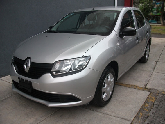 Renault Logan Authentique 2016 1.5l