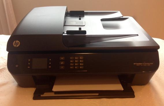 Impressora Hp Multifuncional Wifi 4 Em 1 - Colorida