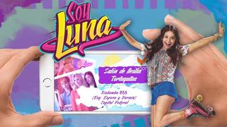 Tarjetas De Cumpleaños De Soy Luna En Mercado Libre Argentina
