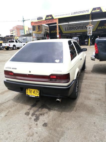 Mazda 323 Ganga