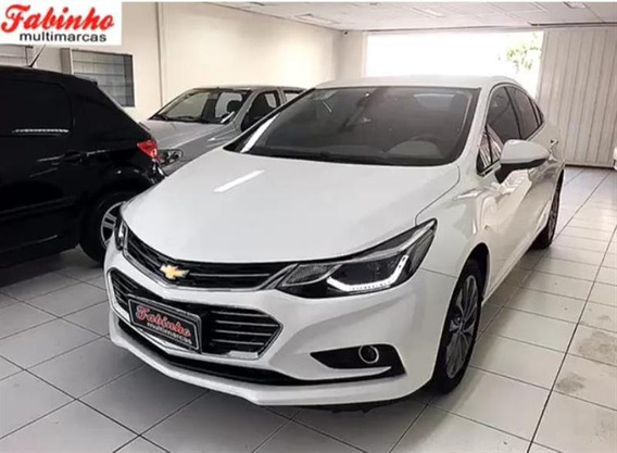 Chevrolet Cruze 1.4 Turbo Ltz 16v Flex 4p Automático 2018/20