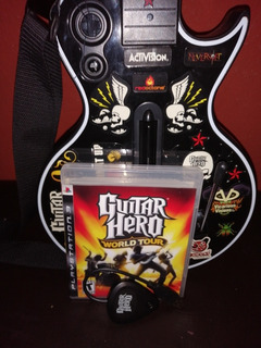 Guitar Hero World Tour Completo Ps3