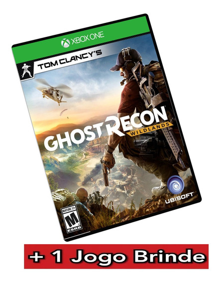 Tom Clancy Ghost Recon Wildlands Xbox One Digital + Brinde