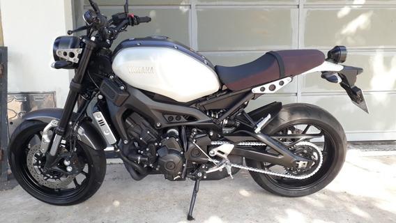 Yamaha Xsr 900 Año 2019 Recibo Permutas