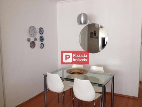 Apartamento Residencial À Venda, Jardim Marajoara, São Paulo. - Ap15838