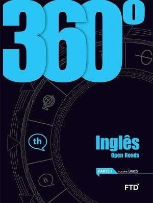 Box 360° Inglês - Open Roads (vol. Único)