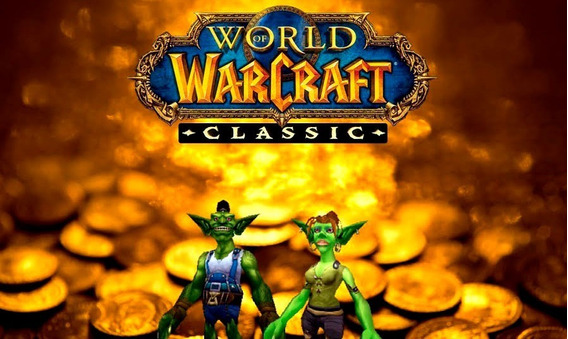 Gold World Of Warcraft Classic