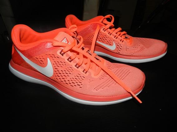 Zapatillas Nike Flex Run 2016 Running Igual A Nuevas
