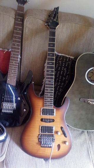 Guitarra Ibanez Modelo S 670 Fm