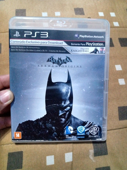 Batman Origins Para Ps3