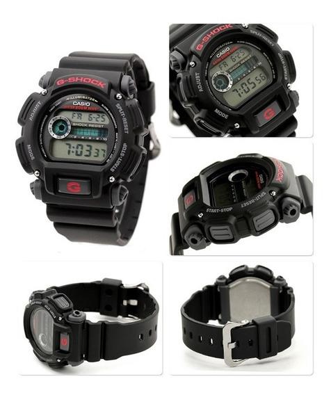 Relógio Casio G-shock Dw-9052-1v Original
