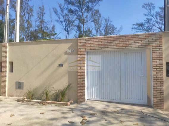 Casa Com 2 Dorms, Bopiranga, Itanhaém - R$ 310 Mil, Cod: 1261 - V1261