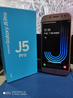 Celular Samsung J5 Pro Casi Sin Uso
