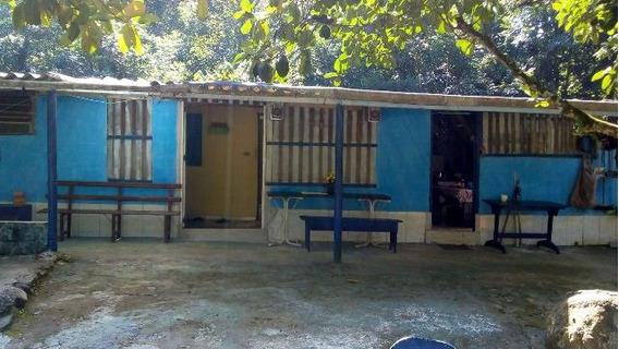 Chácara No Bairro Fazenda Acaraú, São Vicente, Litoral Sul