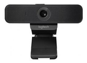 Webcam Logitech Hd 1080p C925e 960-001075 Preto Com Garantia