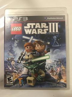 Star Wars 3 Para Ps3