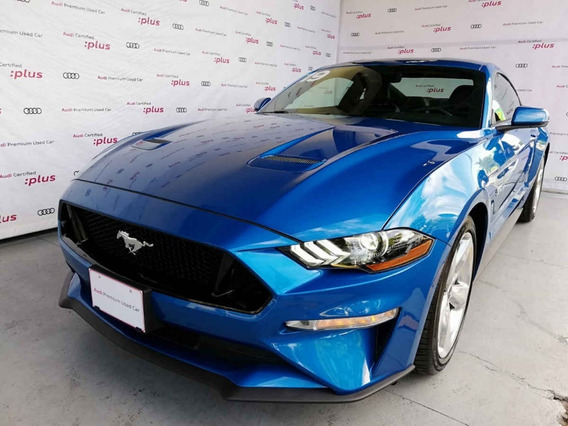 Ford Mustang 2019 5.0l Gt V8 At