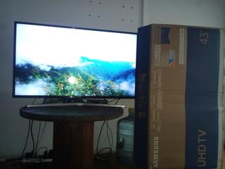 Tv Samsung 43 4k Ultra Hd