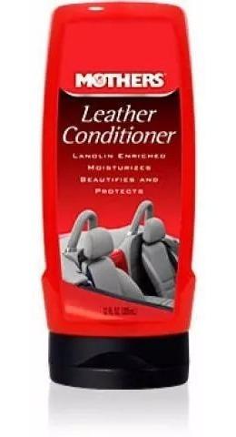 Leather Conditioner- Hidratante De Couro 355ml - Mothers 2un