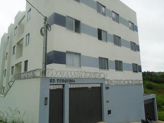 Apartamento Com 2 Quartos Para Comprar No Antar Ville Em Ponte Nova/mg - 4012
