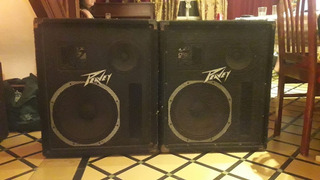 Bafles Peavey 388-s Made In Usa