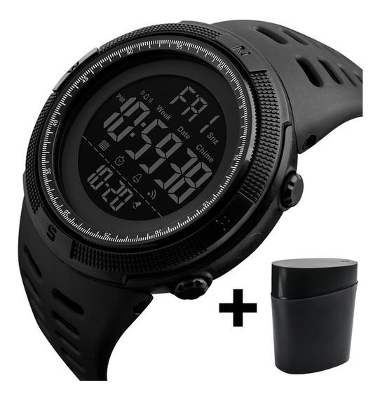 Relógio Masculino Digital Prova D Água Skmei 1251 C/ Caixa
