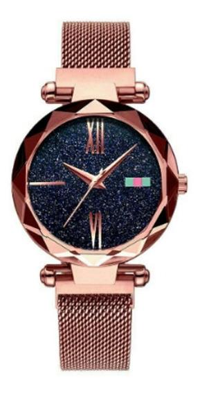 Reloj Relojes Vintage Extensible Magnetico Original Mayoreo