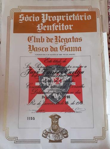 Título Do Clube De Regatas Vasco Da Gama