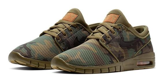 Zapatillas Nike Sb Stefan Janoski Max Iguana / Medium Olive