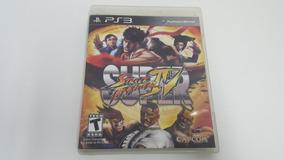 Super Street Fighter 4 - Ps3 - Original