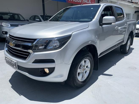 Chevrolet S10 Cab. Dupla S10 2.5 Lt 4x4 Ano 2017