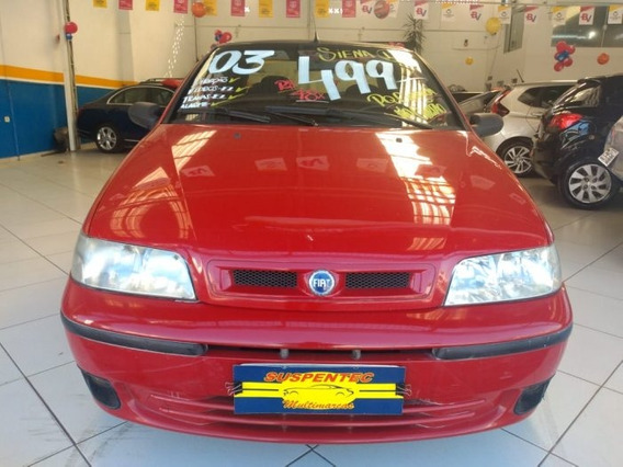 Siena 1.3 Mpi Fire Elx 16v Gasolina 4p Manual