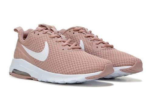 hélice Diverso Romance  W Tenis Nike Air Max Motion Lw Palo De Rosa. #5 Originales | Mercado Libre
