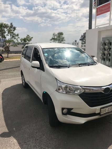 Toyota Avanza 2017 Xle
