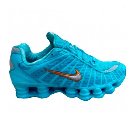 Nike 12 Molas - Varias Cores - 34 Ao 43