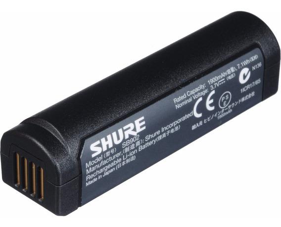 Bateria Recarregavel Shure Glxd Sb902 (19772)