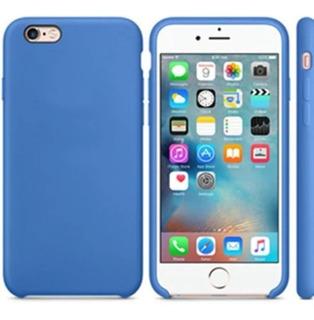 Funda De Silicona Para iPhone 6 7 8 Plus X Xs Max Xr 5 5s Se